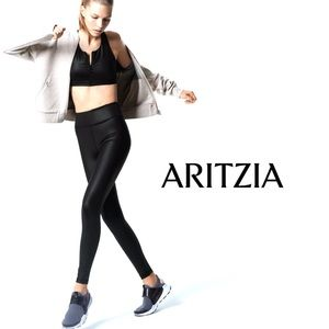 Aritzia The Constant Twyla Pant in Black